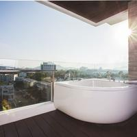 The Wide Condotel Jetted Tub