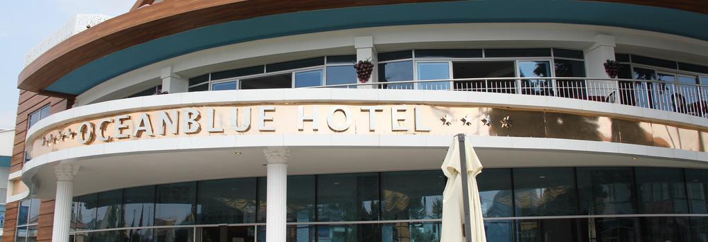 Ocean Blue High Class Hotel - 費特希耶 - 建築
