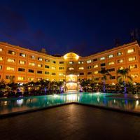 Golden Sand Hotel Exterior