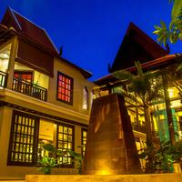 Borei Angkor Resort & Spa Hotel Front - Evening/Night