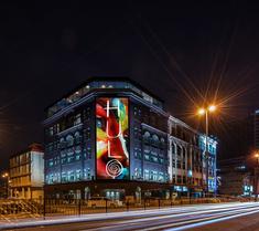 胡羅酒店+畫廊
