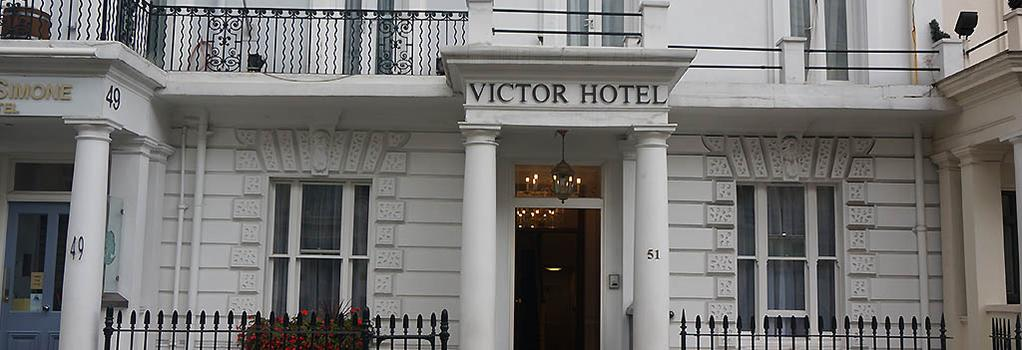 Victor Hotel - 倫敦 - 建築