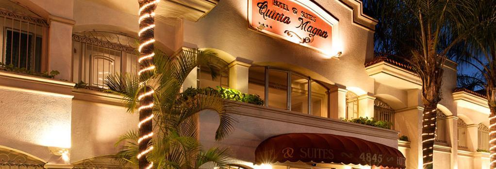 Hotel & Suites Quinta Magna - 瓜達拉哈拉 - 建築