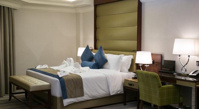 Gulf Pearls Hotel - 多哈 - 臥室