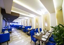 珍珠灣酒店式公寓 - 多哈 - 餐廳