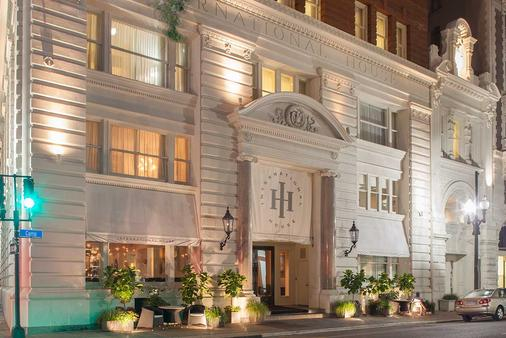 國際之家飯店 - 新奧爾良 - 建築