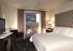 國際之家飯店 - 新奧爾良 - 臥室