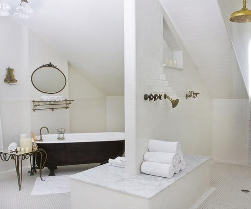 國際之家飯店 - 新奧爾良 - 浴室