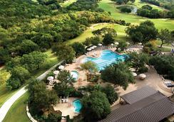 奧米尼巴頓克里克溫泉度假酒店 - 奧斯汀 - 游泳池