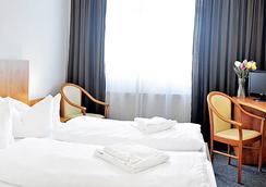 費迪南德柏林酒店式公寓 - 柏林 - 臥室