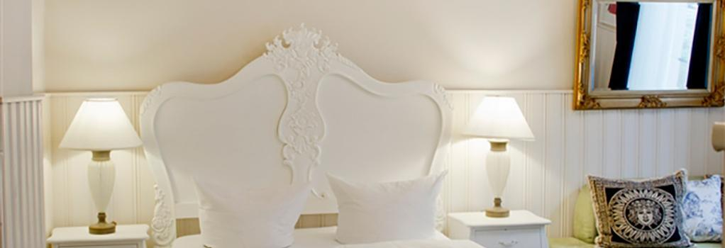 Hotel Parkidyll - 柏林 - 臥室