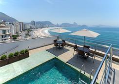 奧拉克帕卡巴那酒店 - 里約熱內盧 - 游泳池