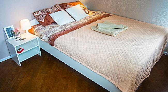 Ideal Mini Hotel - 莫斯科 - 臥室
