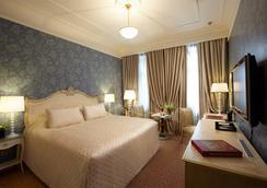 麗笙莫斯科皇家酒店 - 莫斯科 - 臥室