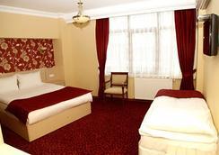 伊斯坦布爾金角灣酒店 - 伊斯坦堡 - 臥室