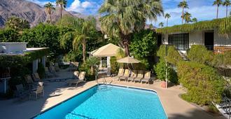 東峽谷Spa酒店 - Palm Springs - 建築