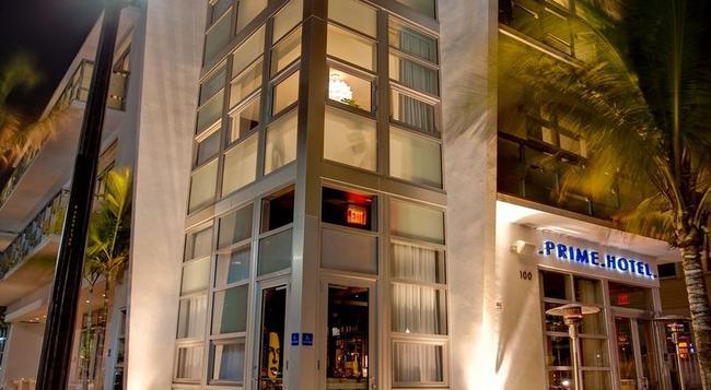 Prime Hotel - 邁阿密海灘 - 建築