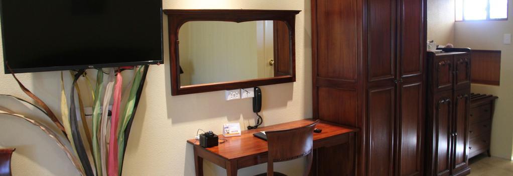 Overlander Homestead Motel - 羅馬 - 臥室