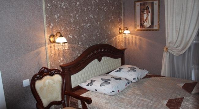 Master And Margarita Hotel - Irkutsk - 臥室