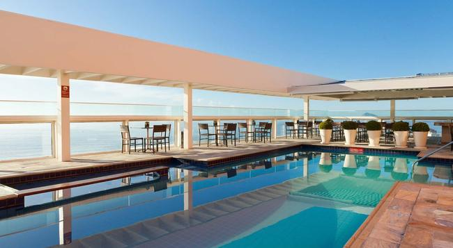 Rio Othon Palace - 里約熱內盧 - 游泳池
