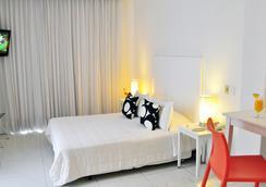 卡塔赫納千禧酒店 - Cartagena - 臥室