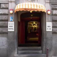 Rho Hotel Hotel Entrance