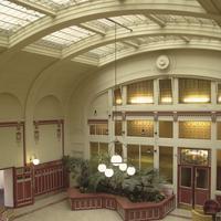 Rho Hotel Lobby