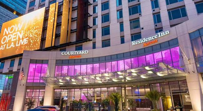 Courtyard by Marriott Los Angeles L.A. LIVE - 洛杉磯 - 建築