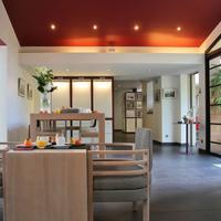 Villa Koegui Biarritz Breakfast Area