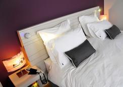 比亚里茨库吉别墅酒店 - 酒店7B - 比亞里茨 - 臥室