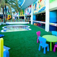 Mediterranean Palace Childrens Play Area