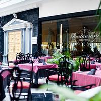 Cleopatra Palace Hotel Restaurant
