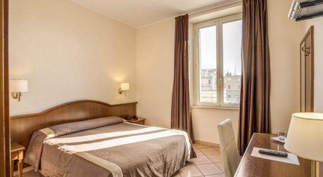 Hotel San Marco - 羅馬 - 臥室