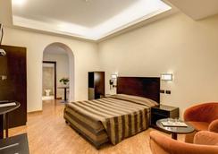 聖馬可飯店 - 羅馬 - 臥室