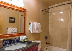 內華達山脈度假水療酒店 - 馬姆莫斯湖 - 浴室