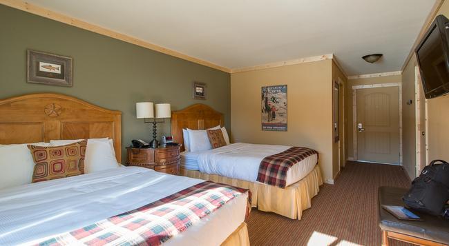 Sierra Nevada Resort & Spa - 馬姆莫斯湖 - 臥室