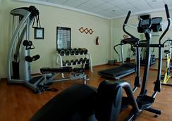 奧利亞酒店(原卡羅麗娜酒店) - 瓜達拉哈拉 - 健身房