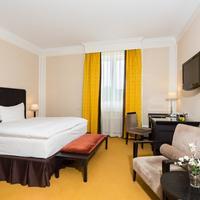 Hotel Euler Guest room