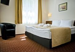 梅梅爾酒店 - Klaipeda - 臥室