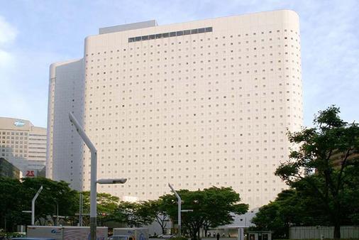 東京新宿華盛頓酒店 - 東京 - 建築