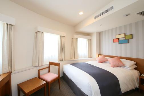 東京新宿華盛頓酒店 - 東京 - 臥室