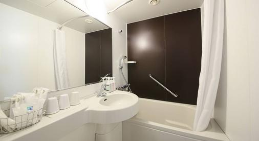 東京新宿華盛頓酒店 - 東京 - 浴室