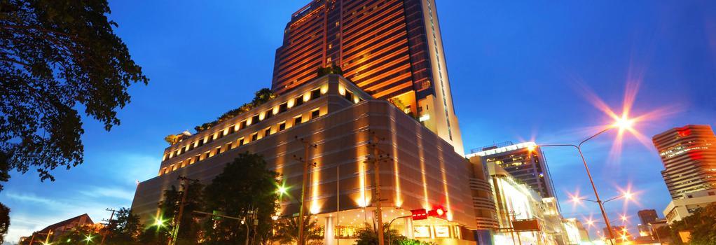 Pathumwan Princess Hotel - 曼谷 - 建築