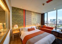 帕色哇公主飯店 - 曼谷 - 臥室