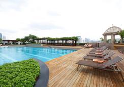 帕色哇公主飯店 - 曼谷 - 游泳池
