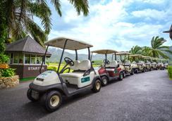 普吉島緹妮迪高爾夫度假酒店 - 卡圖 - 高爾夫球場