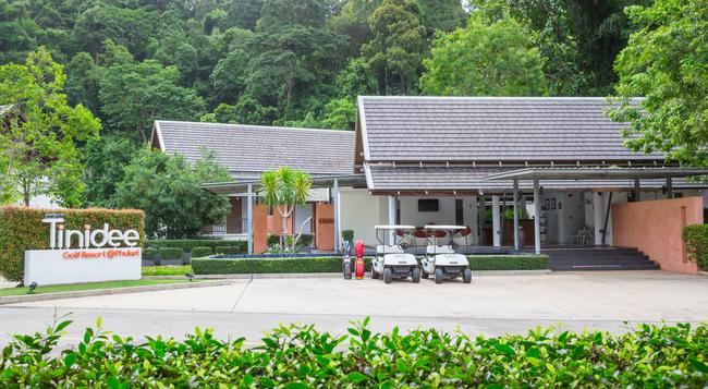 Tinidee Golf Resort at Phuket - 卡圖 - 建築