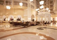 Quattro Beach Spa & Resort - 阿拉尼亞 - 大廳
