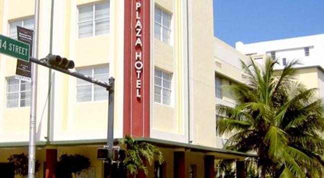 South Beach Plaza Hotel - 邁阿密海灘 - 建築