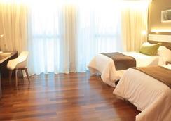 利古因111號酒店 - 科爾多瓦 - 臥室